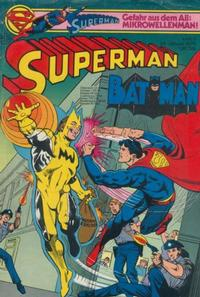 Cover Thumbnail for Superman (Egmont Ehapa, 1966 series) #3/1979