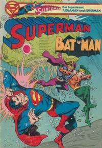 Cover Thumbnail for Superman (Egmont Ehapa, 1966 series) #13/1979