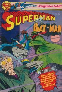 Cover Thumbnail for Superman (Egmont Ehapa, 1966 series) #14/1979