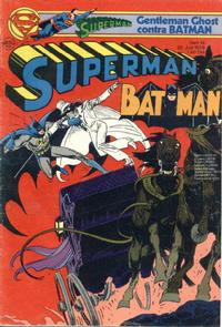 Cover Thumbnail for Superman (Egmont Ehapa, 1966 series) #16/1979