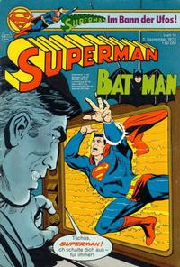 Cover Thumbnail for Superman (Egmont Ehapa, 1966 series) #19/1979