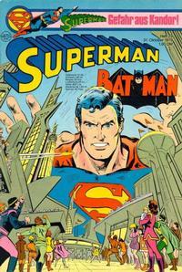 Cover Thumbnail for Superman (Egmont Ehapa, 1966 series) #23/1979