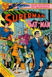 Cover Thumbnail for Superman (Egmont Ehapa, 1966 series) #26/1979