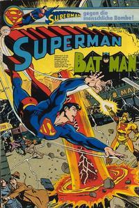 Cover Thumbnail for Superman (Egmont Ehapa, 1966 series) #1/1980