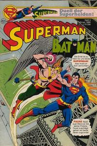 Cover Thumbnail for Superman (Egmont Ehapa, 1966 series) #3/1980