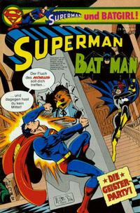Cover Thumbnail for Superman (Egmont Ehapa, 1966 series) #11/1980