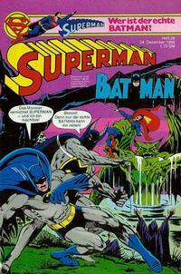 Cover Thumbnail for Superman (Egmont Ehapa, 1966 series) #26/1980