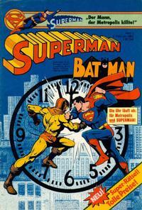 Cover Thumbnail for Superman (Egmont Ehapa, 1966 series) #3/1982