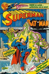 Cover Thumbnail for Superman (Egmont Ehapa, 1966 series) #16/1982