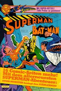 Cover Thumbnail for Superman (Egmont Ehapa, 1966 series) #3/1983