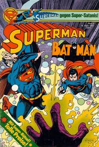 Cover Thumbnail for Superman (Egmont Ehapa, 1966 series) #6/1983