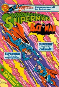 Cover Thumbnail for Superman (Egmont Ehapa, 1966 series) #12/1983