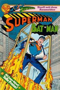 Cover Thumbnail for Superman (Egmont Ehapa, 1966 series) #16/1983