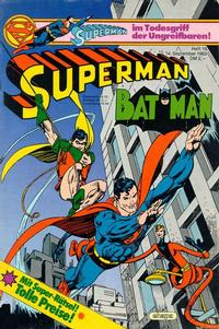 Cover Thumbnail for Superman (Egmont Ehapa, 1966 series) #19/1983