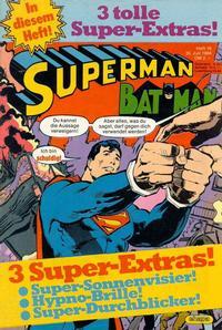 Cover Thumbnail for Superman (Egmont Ehapa, 1966 series) #16/1984