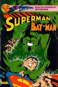 Cover Thumbnail for Superman (Egmont Ehapa, 1966 series) #17/1984