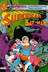 Cover Thumbnail for Superman (Egmont Ehapa, 1966 series) #1/1985