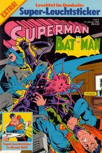 Cover Thumbnail for Superman (Egmont Ehapa, 1966 series) #2/1985