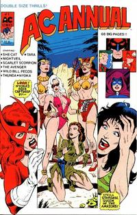 Cover Thumbnail for AC Annual (AC, 1990 series) #1