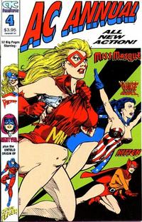 Cover Thumbnail for AC Annual (AC, 1990 series) #4
