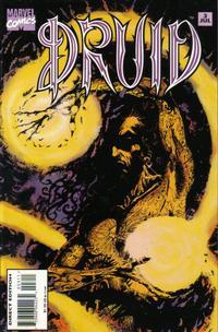 Cover Thumbnail for Druid (Marvel, 1995 series) #3