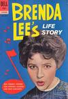 Cover for Brenda Lee Life Story (Dell, 1962 series) #[nn]