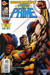 Cover for Power of Prime (Malibu, 1995 series) #1
