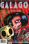 Cover for Galago (Atlantic Förlags AB; Tago, 1980 series) #48 - 3/1997
