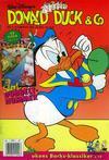 Cover for Donald Duck & Co (Hjemmet / Egmont, 1948 series) #7/1993