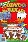 Cover for Donald Duck & Co (Hjemmet / Egmont, 1948 series) #8/1993