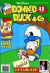 Cover for Donald Duck & Co (Hjemmet / Egmont, 1948 series) #16/1993