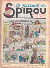 Cover for Le Journal de Spirou (Dupuis, 1938 series) #17/1939
