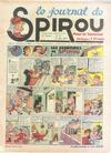 Cover for Le Journal de Spirou (Dupuis, 1938 series) #24/1939