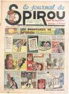 Cover for Le Journal de Spirou (Dupuis, 1938 series) #26/1939