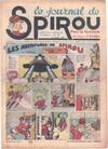 Cover for Le Journal de Spirou (Dupuis, 1938 series) #29/1939