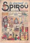 Cover for Le Journal de Spirou (Dupuis, 1938 series) #32/1939