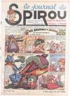 Cover for Le Journal de Spirou (Dupuis, 1938 series) #46/1939