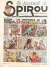 Cover for Le Journal de Spirou (Dupuis, 1938 series) #47/1939