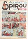 Cover for Le Journal de Spirou (Dupuis, 1938 series) #48/1939