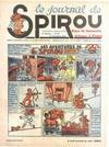 Cover for Le Journal de Spirou (Dupuis, 1938 series) #50/1939