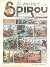 Cover for Le Journal de Spirou (Dupuis, 1938 series) #51/1939