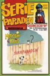 "Cover for Serie-paraden ""gratisexemplar"" (Semic, 1989 series) #[1997]"