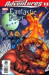 Cover for Marvel Adventures Fantastic Four (Marvel, 2005 series) #8