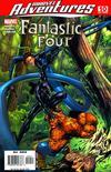 Cover for Marvel Adventures Fantastic Four (Marvel, 2005 series) #10