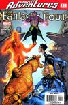 Cover for Marvel Adventures Fantastic Four (Marvel, 2005 series) #11
