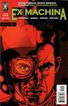 Cover for Ex Machina (DC, 2004 series) #21