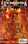 Cover for Ex Machina (DC, 2004 series) #22