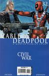 Cover for Cable & Deadpool (Marvel, 2006 series) #32