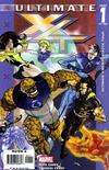 Cover for Ultimate X-Men / Fantastic Four (Marvel, 2006 series) #1