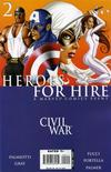 Cover for Heroes for Hire (Marvel, 2006 series) #2